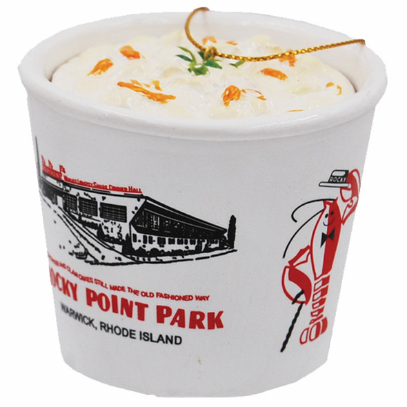 Rocky Point Clam Chowder
