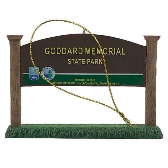 Goddard Park Entrance