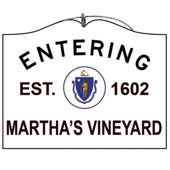 Entering Martha's Vineyard