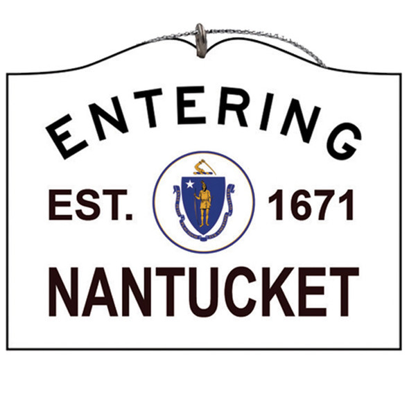 Entering Nantucket