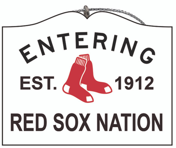 Entering Red Sox Nation
