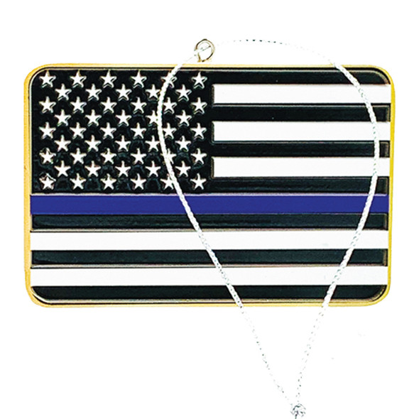 Police Lives Matter ornament