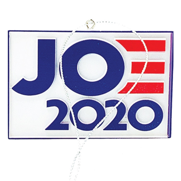 Biden for President ornament