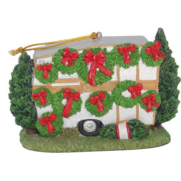Leyden's Christmas Tree Trailer