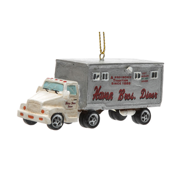 Haven Brothers Diner Ornament