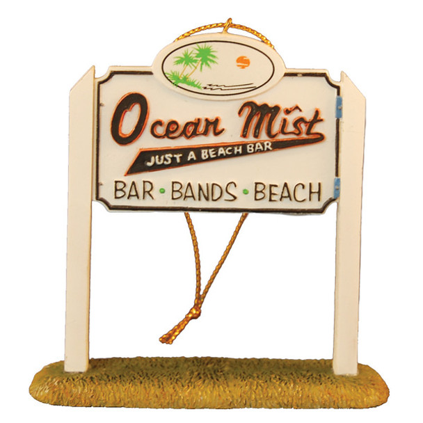Ocean Mist Ornament