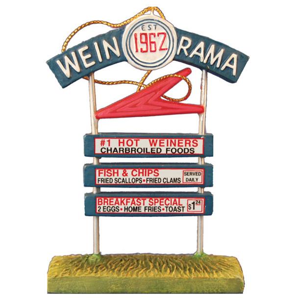 Wein O Rama ornament