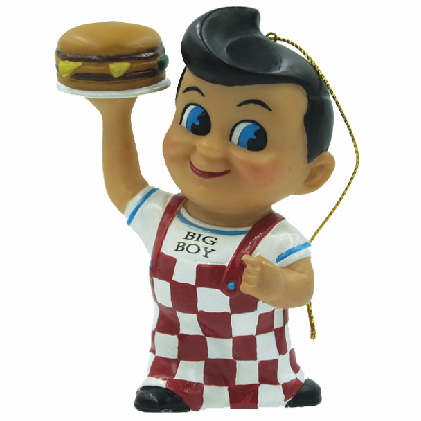 Ted's Big Boy Ornament