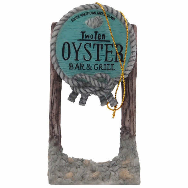 Two Ten Oyster Bar Ornament