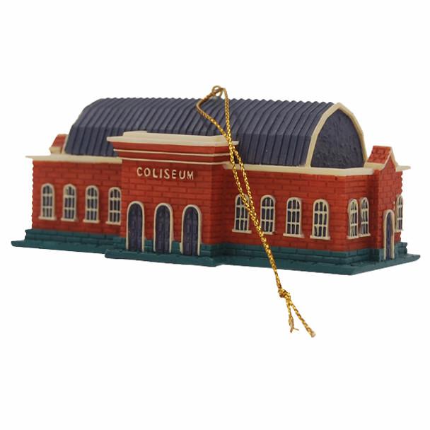 Big E Coliseum Ornament