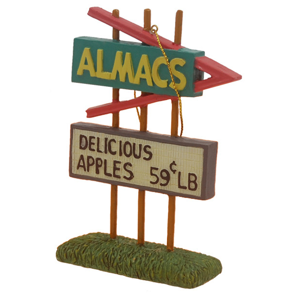 Almacs Sign Ornament