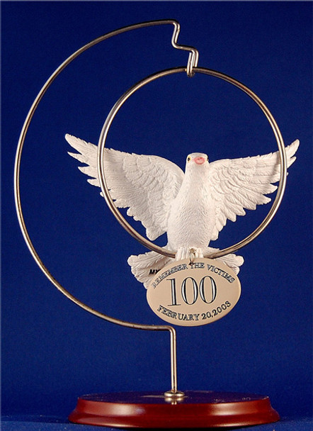 Station Fire Commemorative Dove