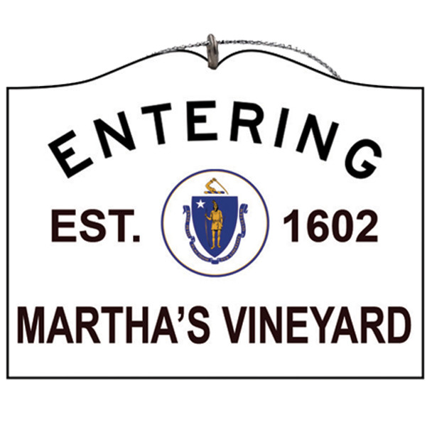 Entering Martha's Vineyard