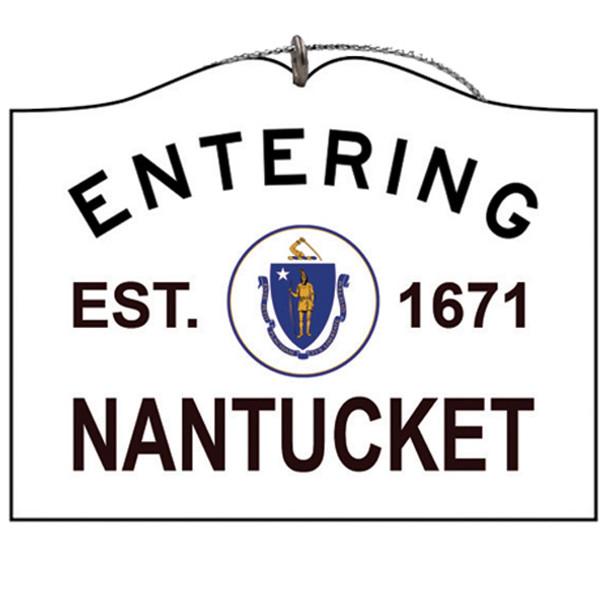 Entering Nantucket