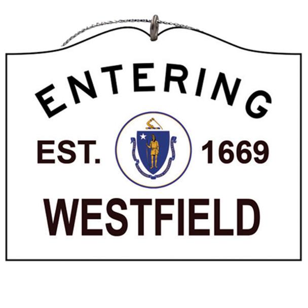 Entering Westfield