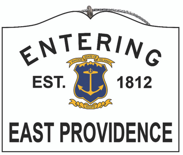 Entering East Providence
