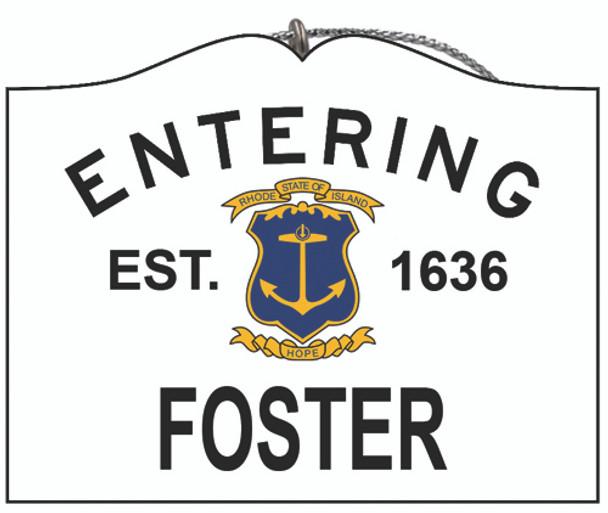 Entering Foster