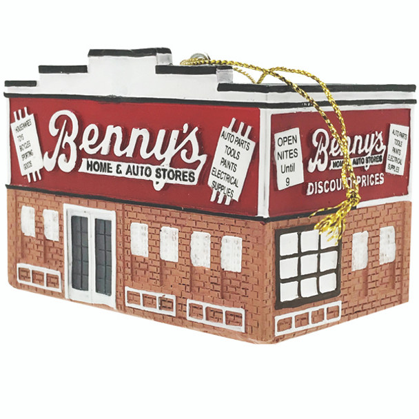 Benny's Building