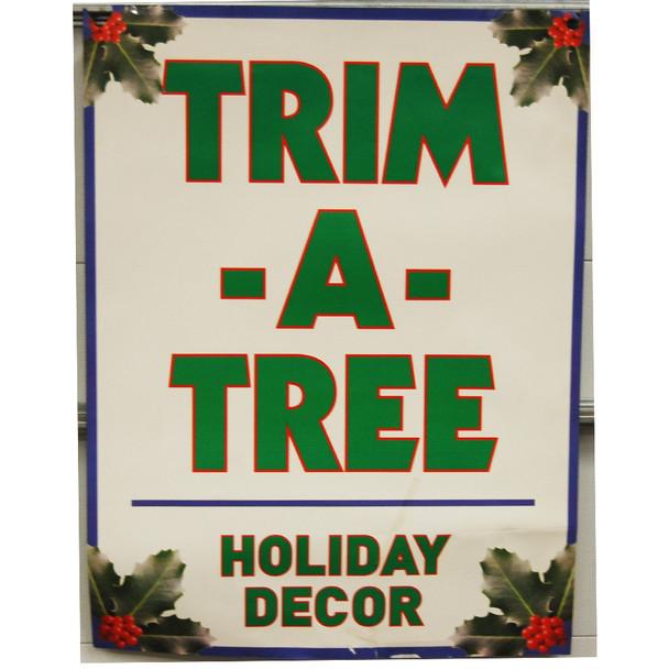 """Benny's Trim A Tree 30"""" x 40"""""""