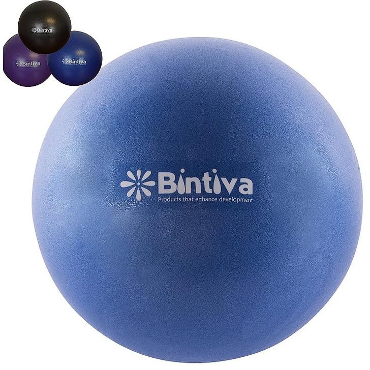 Bintiva 9 Inch Pilates Core Ball Blue