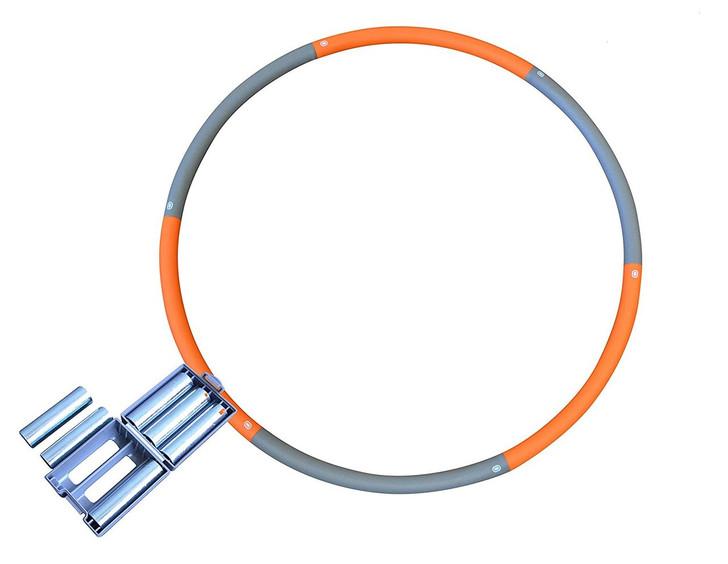 Adjustable Weight Hula Hoop