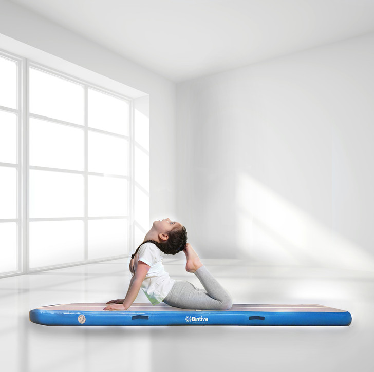 Inflatable Air Track - Adjustable Tumbling Mat