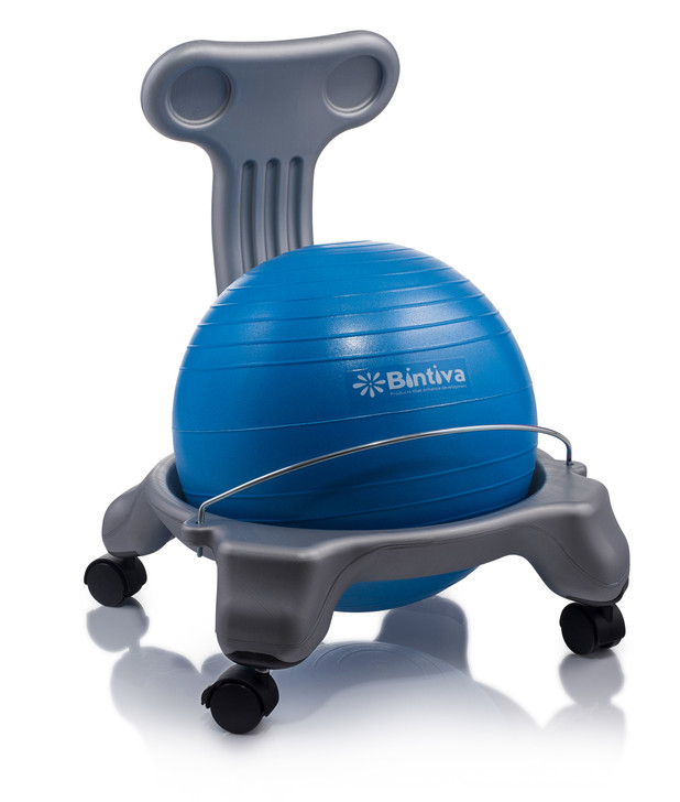 Children's Ball Chair - Keeps The Mind Focused While Promoting A Healthy Posture