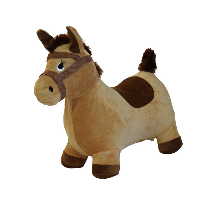 Children's Horse Hopper With Removable Cover