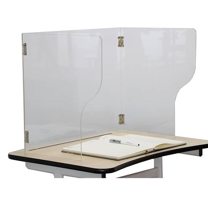 Plexiglass Desk Shield