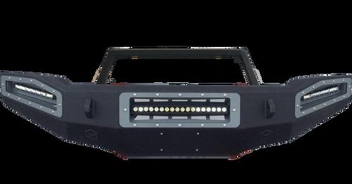 Gen 2 Front Bumper w Baja Bar - Dodge (RAM)/2500-4500/2010-2018