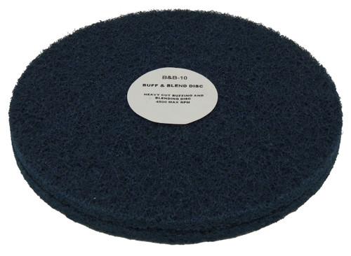 Zephyr Buff & Blend Disc - 10 inch