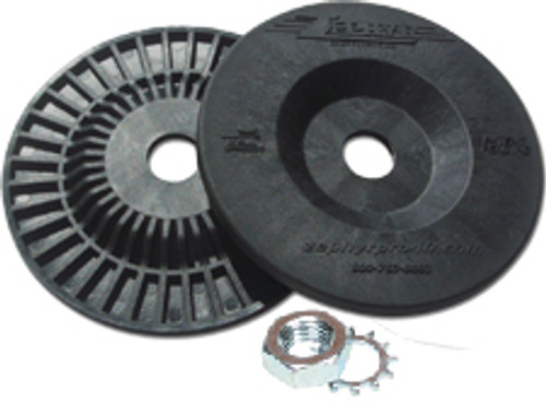 Zephyr Airway Buff Safety Flanges