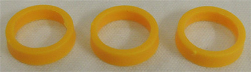 """Zephyr Bushing Reduces 5/8"""" to 1/2"""" Pack of 3"""