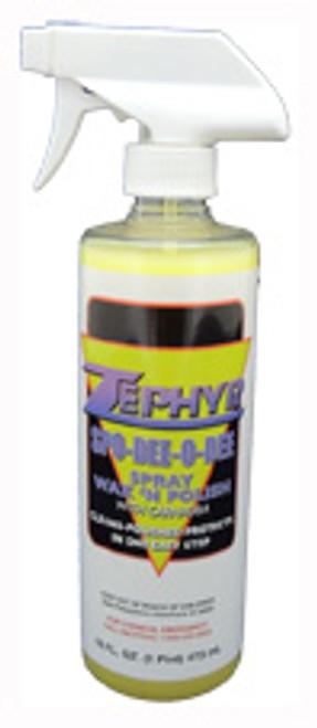 Zephyr SPO-DEE-O-DEE Spray Wax 'n Polish 473ml