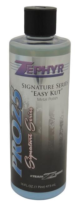 "Zephyr PRO-25 Signature Series ""Easy Kut"" Metal Polish 473ml"