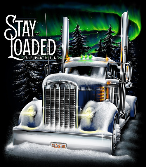 Stay Loaded T-Shirt - Cold Start