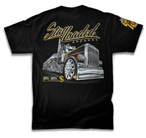 Stay Loaded T-Shirt - FUEL $