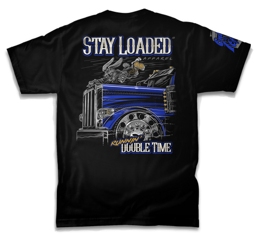Stay Loaded T-Shirt - Double Time