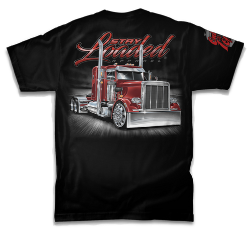 Stay Loaded T-Shirt - High Class