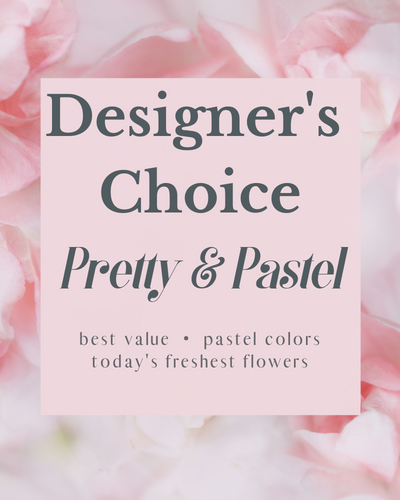 Designer's Choice Pretty & Pastel