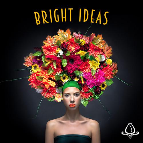 Bright Ideas - Hand Tied Bouquet