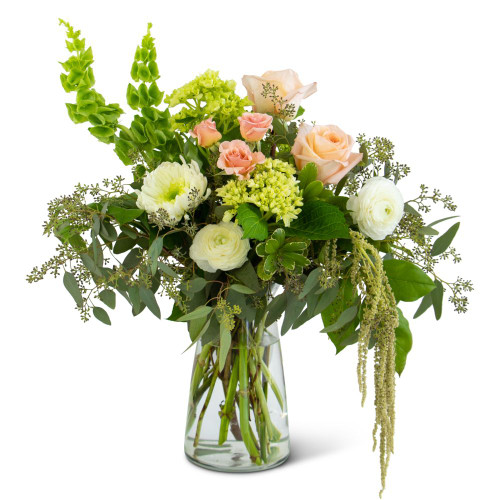 Graceful Nature Vase