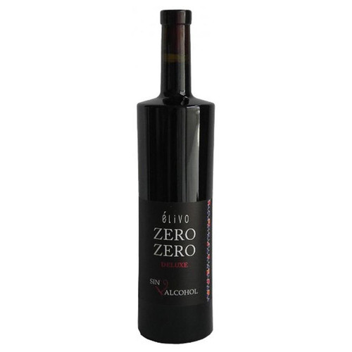 Zero Zero Deluxe Red Non-Alcoholic Wine