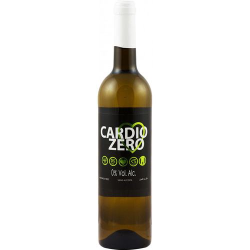 Elivo Cardio Zero White Non-Alcoholic Wine