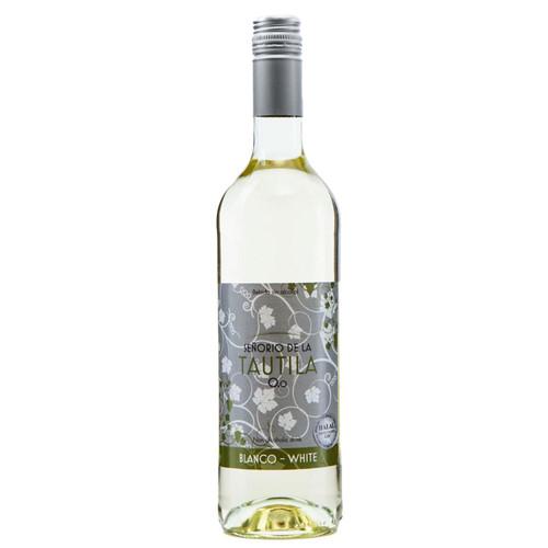 Tautila Blanco White Non-Alcoholic Wine