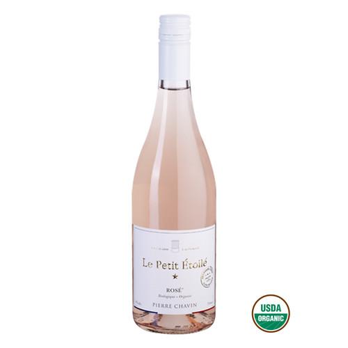 Le Petit Étoilé Rosé Non-Alcoholic Rose Wine