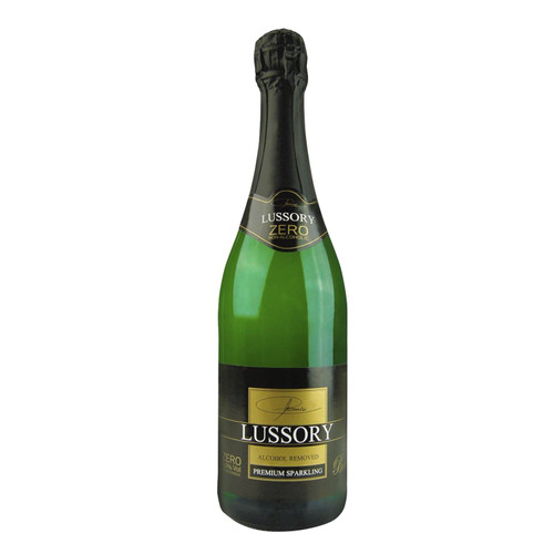 Lussory Premium Sparkling Non-Alcoholic Wine