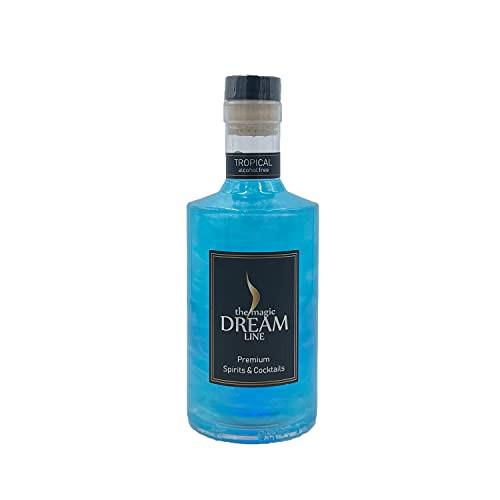 Dream Line Tropical Non-Alcoholic Cocktail