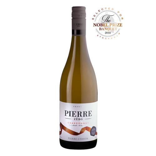 Pierre Chavin Zero Chardonnay White Non-Alcoholic Wine 750ml