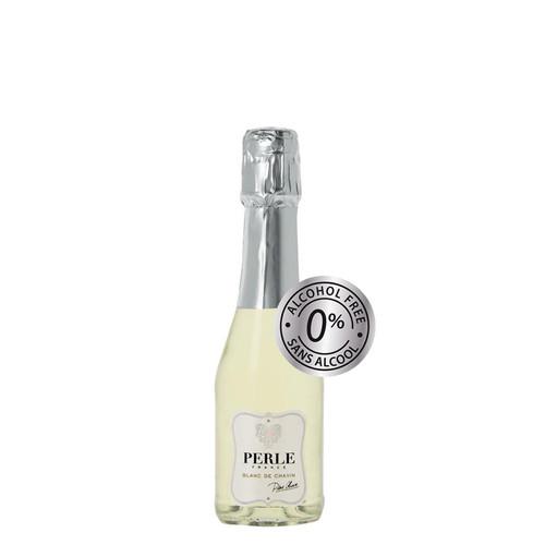 Pierre Chavin Perle Blanc Sparkling Non-Alcoholic Wine 200ml